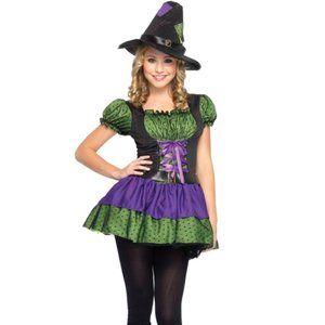 Leg Avenue Hocus Pocus Witch Teen Costume